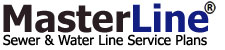 MasterLine Water & Sewer Service Plans
